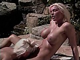 Beautiful Blondes Part 1 :: Gorgeous blonde lesbian pussy