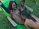 Ebony Seduces Teen Part 2 :: Black teen gets seduced by her older friend part 2