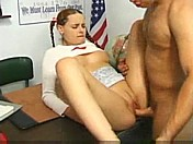 Class Slut Fucked By Teacher :: She was a naughty girl and could only pass the test one way